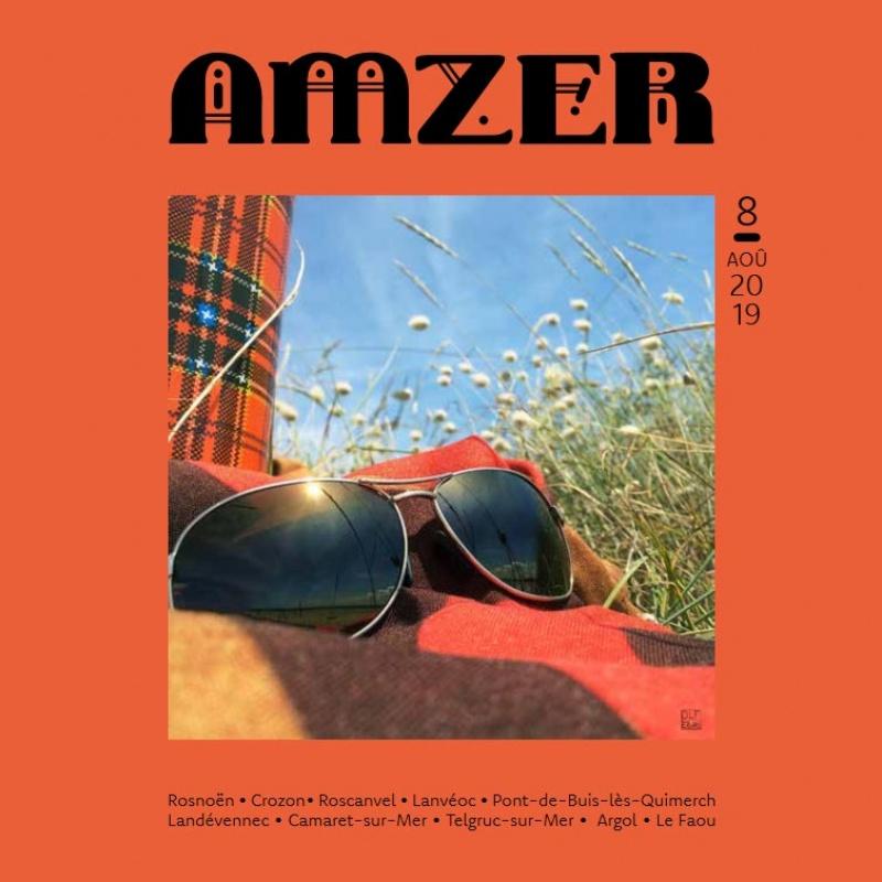 L\'interview d\'Alain Guigner dans la revue AMZER